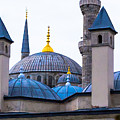 Blue Mosque-- Sultan Ahmed Mosque by Rene Triay Photography