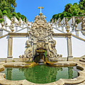 Bom Jesus Staircase by Benny Marty