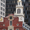 Boston Old State House by Michelle Himes