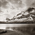 Bow Lake by Songquan Deng