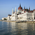 Budapest, Parliament Building  by Vladi Alon