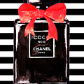 Chanel Noir Perfume by Del Art