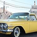 Chevrolet by Bert Mailer