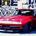 Chevrolet Corvette by Lora Battle