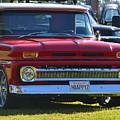 Chevy Pickup by Dean Ferreira