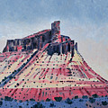 Chimney Rock by Donald Maier