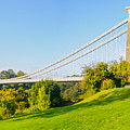 Clifton Suspension Bridge, Bristol by Colin Rayner