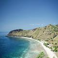 Coast And Beach View Near Dili In East Timor Leste by Jacek Malipan