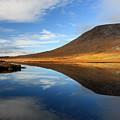 Connemara Lake Reflection by Pierre Leclerc Photography