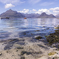 Cuillin Mountains From Elgol by Photimageon UK