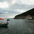 Cunski Beach And Coastline, Losinj Island, Croatia by Ian Middleton