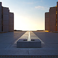 Design And Architecture Of The Salk Institute In La Jolla Califo by ELITE IMAGE photography By Chad McDermott
