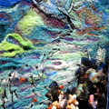 Detail Of Water by Kimberly Simon