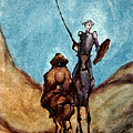 Don Quixote  by Kevin Middleton