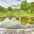 Dunrobin Castle Reflected by Benny Marty