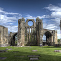 Elgin Cathedral by Mark Smith