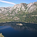 Emerald Bay Lake Tahoe by Steven Lapkin