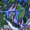 Ernst Ludwig Kirchner by MotionAge Designs