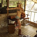 Everglades Cowgirl by Lucky Cole
