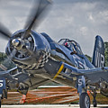 F4u Corsair by Eric Miller