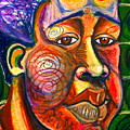 Faces Unseen Series by Malik Seneferu