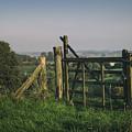 Farm Fields In Belgium by TouTouke A Y