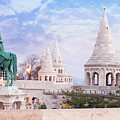 Fisherman's Bastion by Peter Horvath