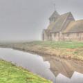 Foggy Fairfield by Dave Godden