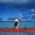 French Polynesia, Tetiaro by Larry Dale Gordon - Printscapes