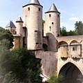 Germans Gate - Metz, France by Joseph Hendrix