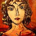 Girl by Mark Kazav