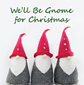 Christmas Gnomes by Bob Corson