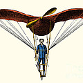 Goupils Flying Machine, 1883 by Science Source