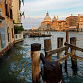 Grand Canal, Venice, Italy by Bruce Beck