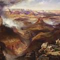 Grand Canyon Of The Colorado River by Mountain Dreams