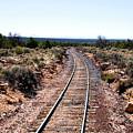 Grand Canyon Railway by Thomas R Fletcher
