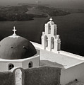 Greek Island - Santorini by Manolis Tsantakis