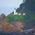 Heceta Head Lighthouse by Richard Jenkins