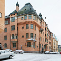 Helsinki At November by Lasse Ansaharju