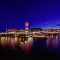 Hilton Head Island Lighthouse by Peter Lakomy