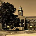 Historic White Hall - Tuskegee University by Mountain Dreams