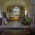 Holy Cross Church, Ramsbury by Mark Llewellyn