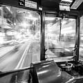 Hong Kong Tramway by Didier Marti