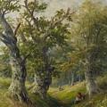 Hopton Wood by George Turner