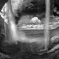 Iceland Waterfall Seljalandsfoss by Gregory Dyer