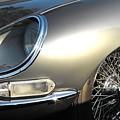 Jaguar E-type by Neil Zimmerman