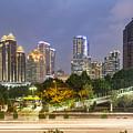 Jakarta Twilight by Didier Marti