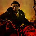 James Dean by Marvin Blaine