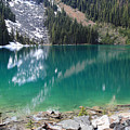 Joffre Lake Middle B.c Canada by Pierre Leclerc Photography