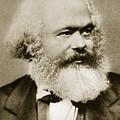 Karl Marx by Unknown